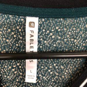 Fabletics Tops - ❗️sale Fabletics lace top size large